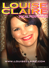Louise Claire, Hit songs covering decades from the 60s to today